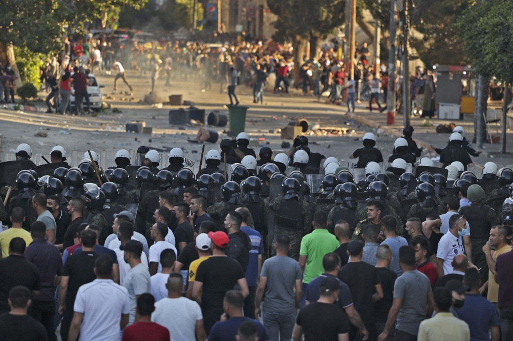 Palestinian Authority Tightens Power