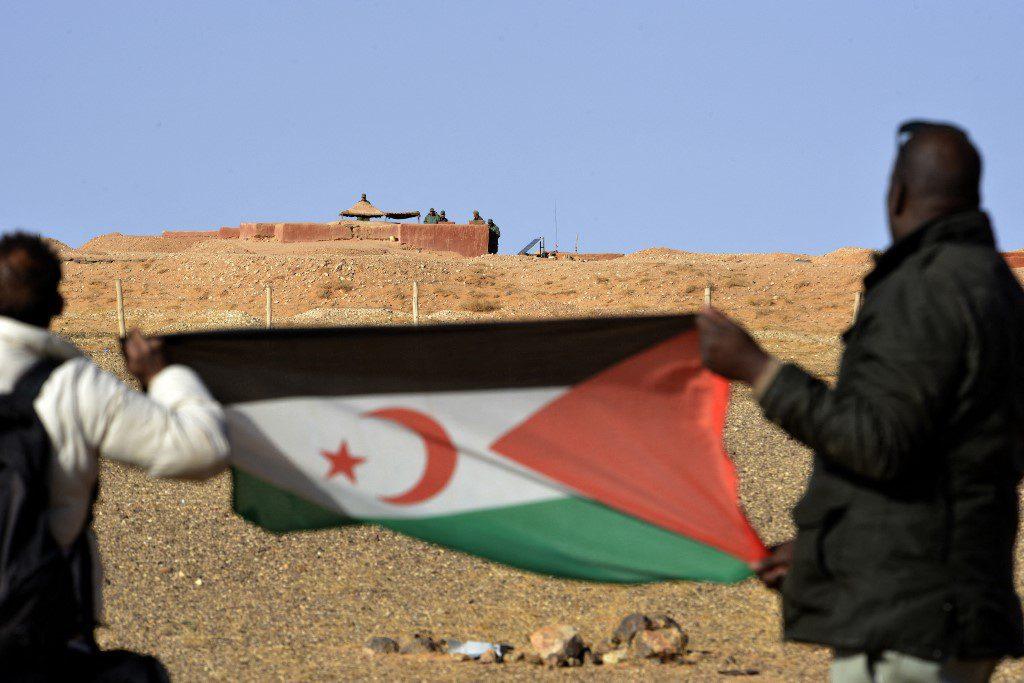 morocco algeria western sahara