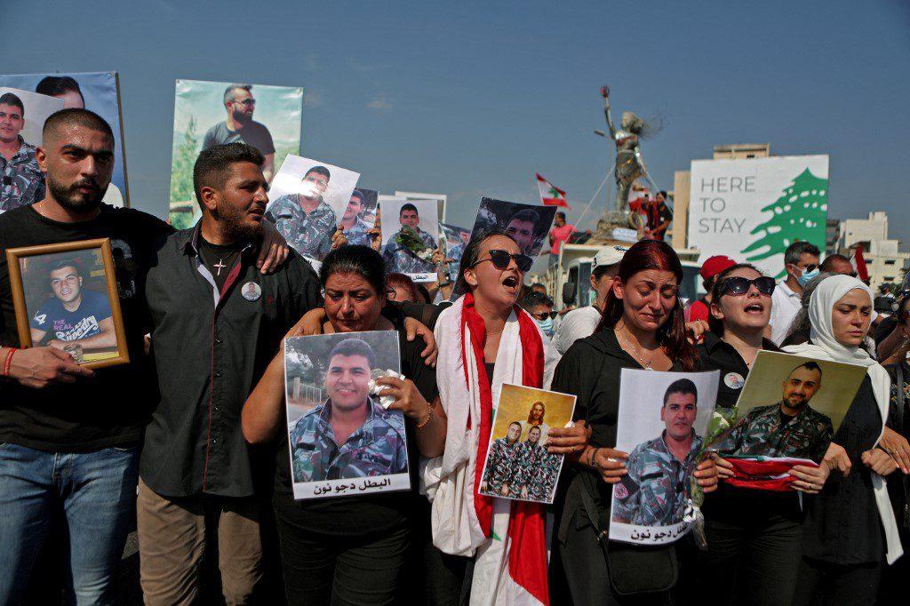 Lebanon's Blast