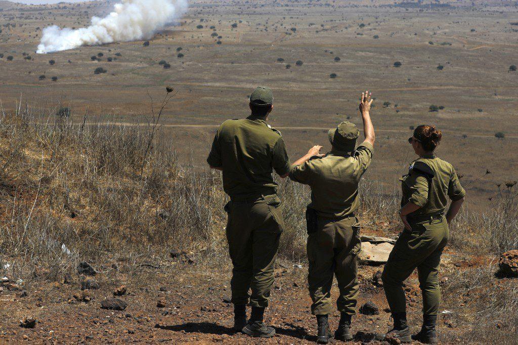 Israel Arab Mashriq