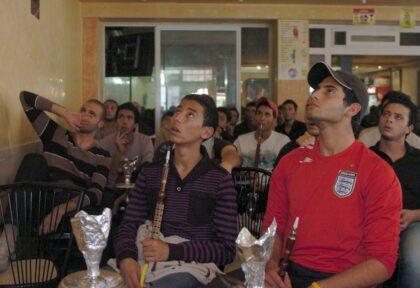 Tunisians Follow Political Events with A Football-like Mood