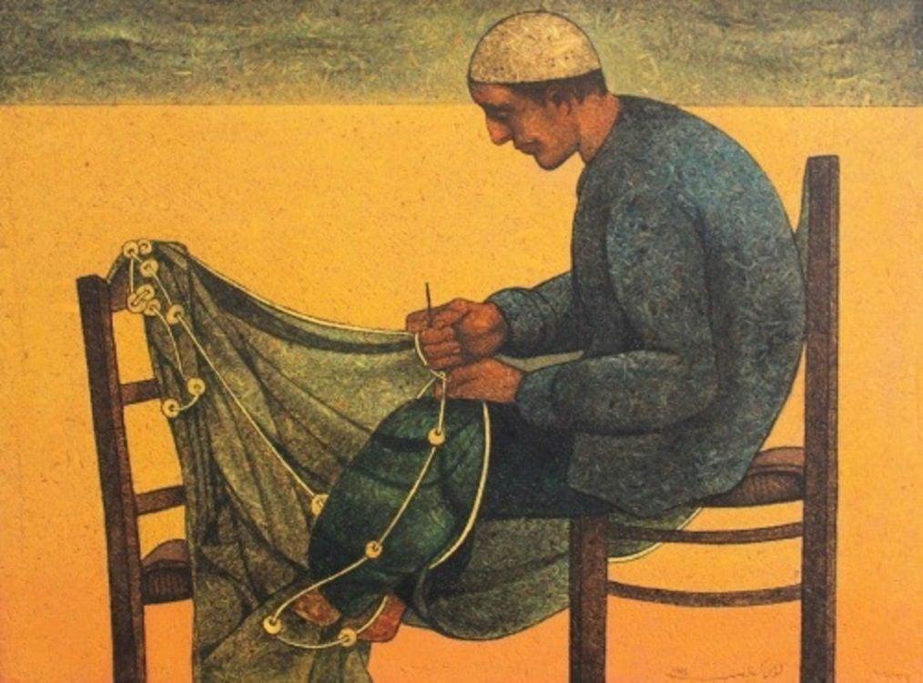 لؤي كيالي: فنانٌ مات مرتين