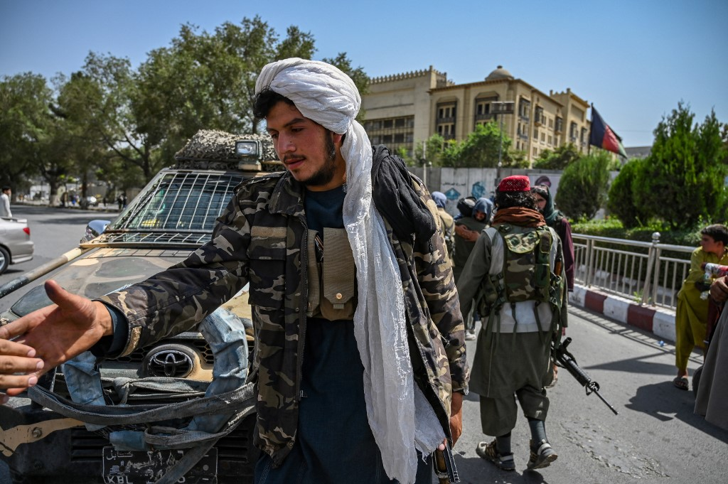 As Afghanistan Falls, What Does it Mean for the Middle East?