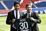 وصول ميسي إلى باريس عنصر مهم في خطة لعبة قطر