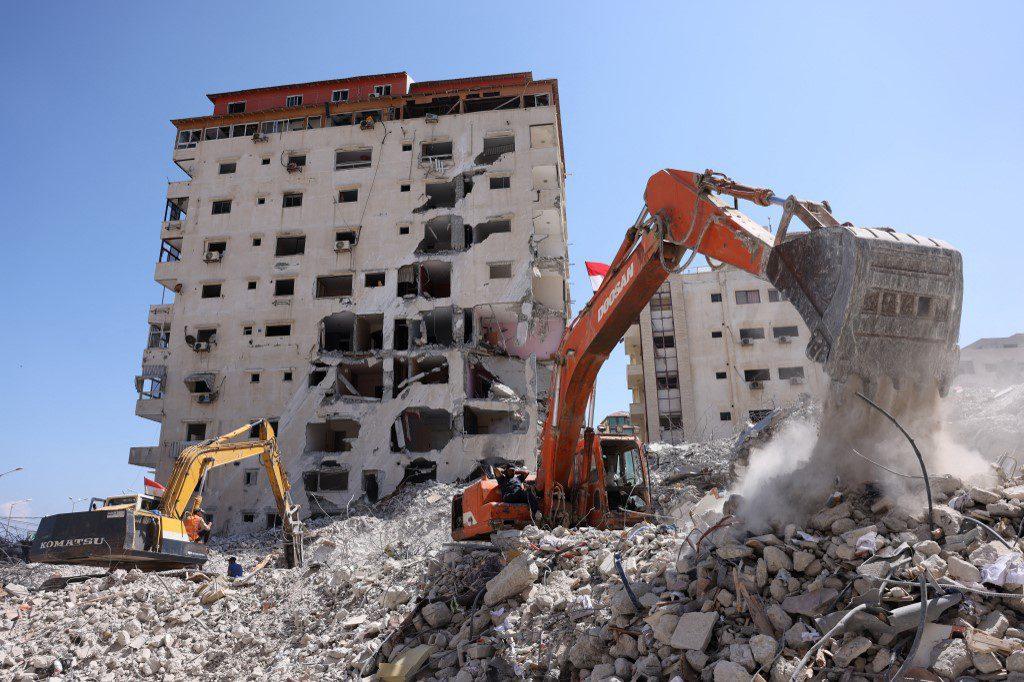 Gaza in Rubble