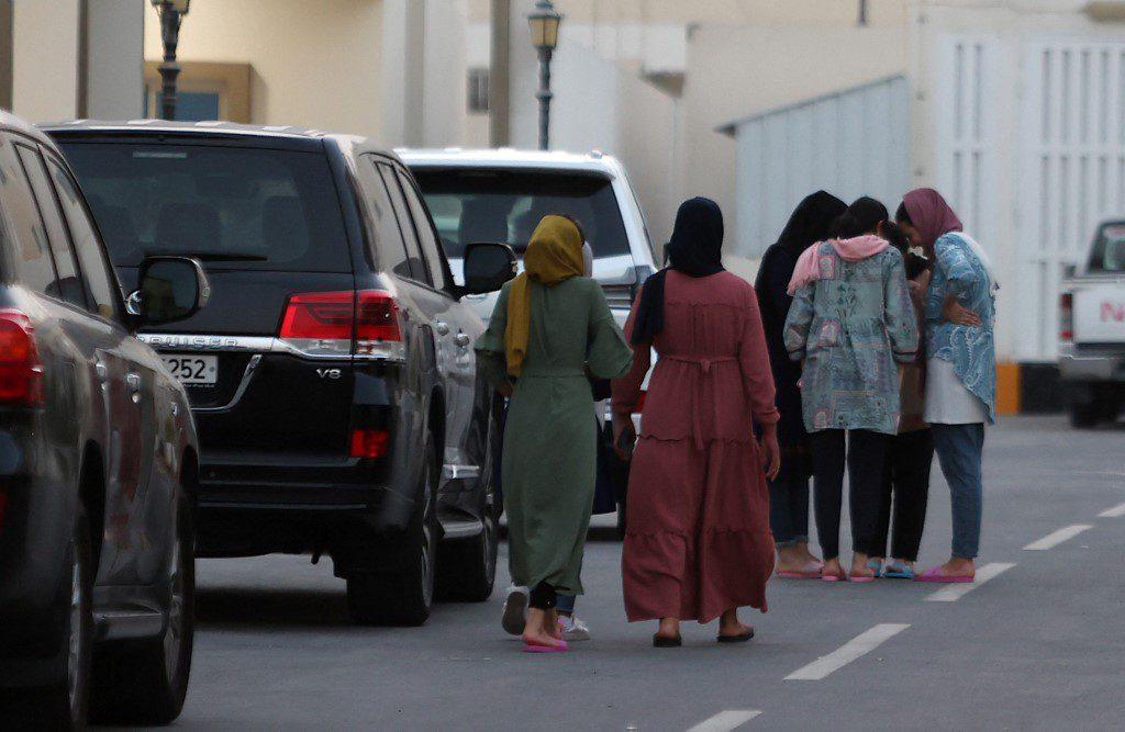 قطر واجهة تواصل طالبان