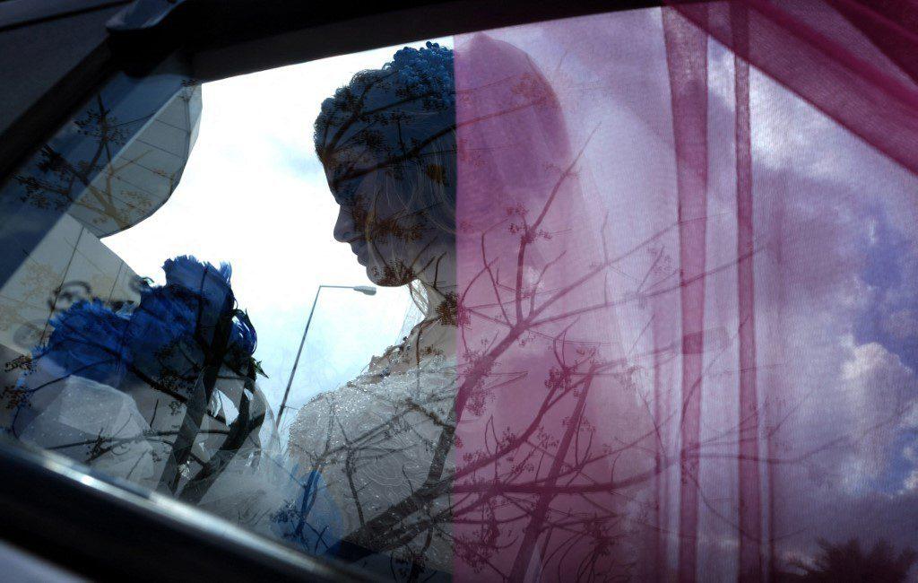 صورة تم التقاطها يوم ٢٣ يناير ٢٠٢٠ لسندس غارس
