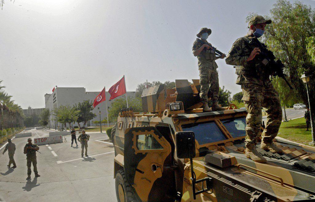 Tunisia: Threatening Using Power