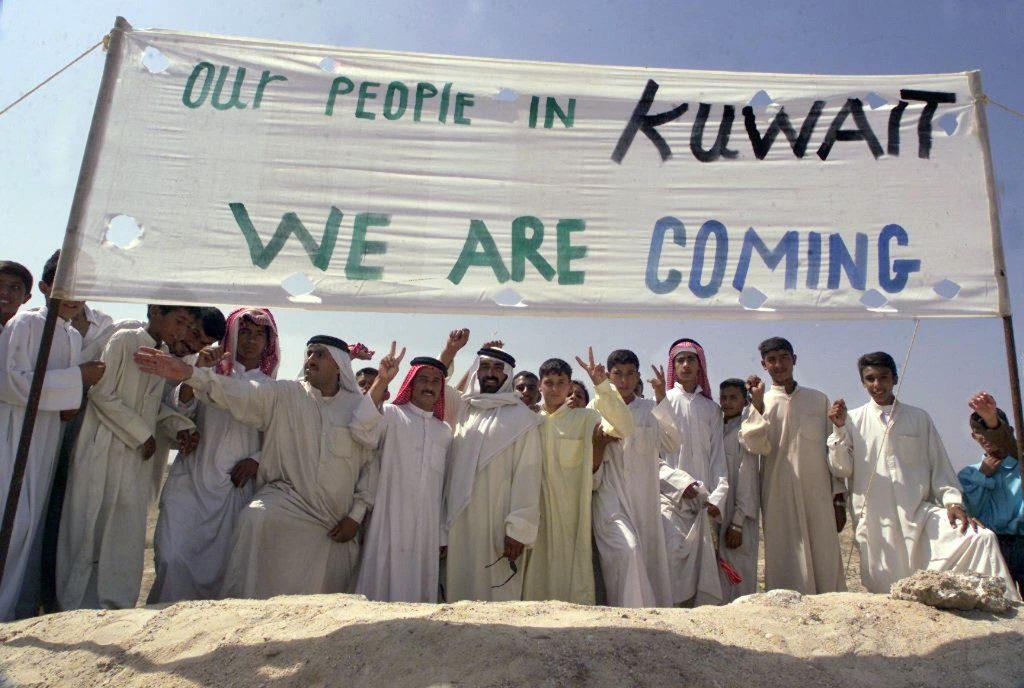 Bedoons in Kuwait