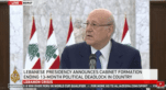 Lebanon's Presidency Announces Government Formation
