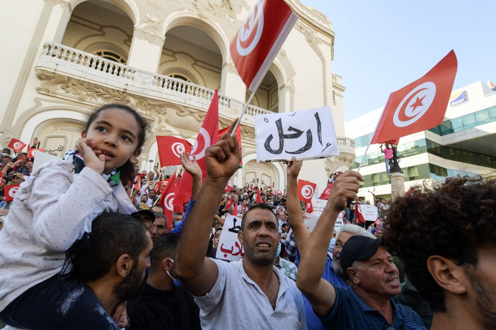 Tunisians Do not Remember