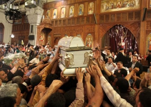 The Oppressed Coptic Christian Community