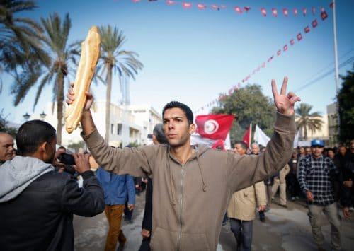 الأزمة الاقتصادية في تونس