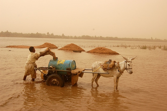 Sudan geography Nile