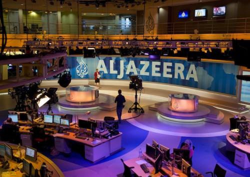 تراجع شعبية شبكة الجزيرة الاخبارية وقنواتٍ أخرى