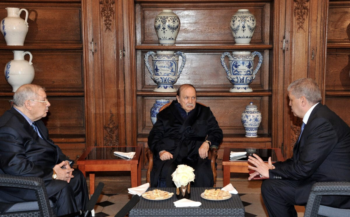 Algeria- President Abdelaziz Bouteflika