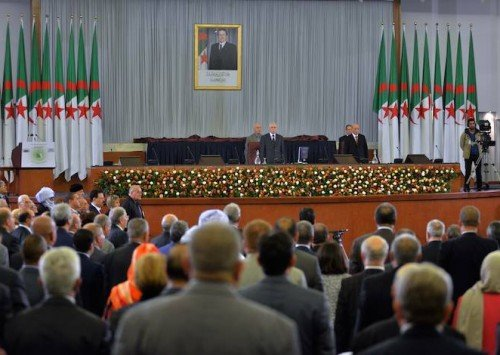New Algerian Constitution Enacted But Reforms Not Celebrated