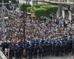 Police Take Action Against Algeria's Continuing Protests