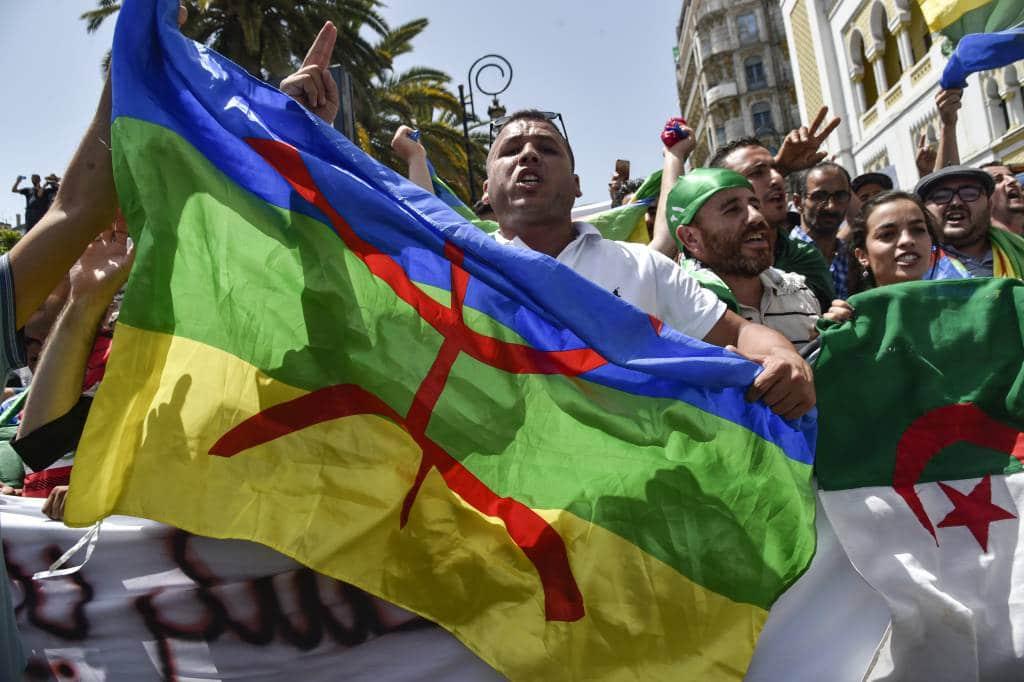 Algeria- Amazigh algeria