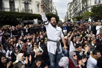 Wave of Labour Protests Paralyzes Algeria