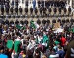 Algerians Demand Regime Change