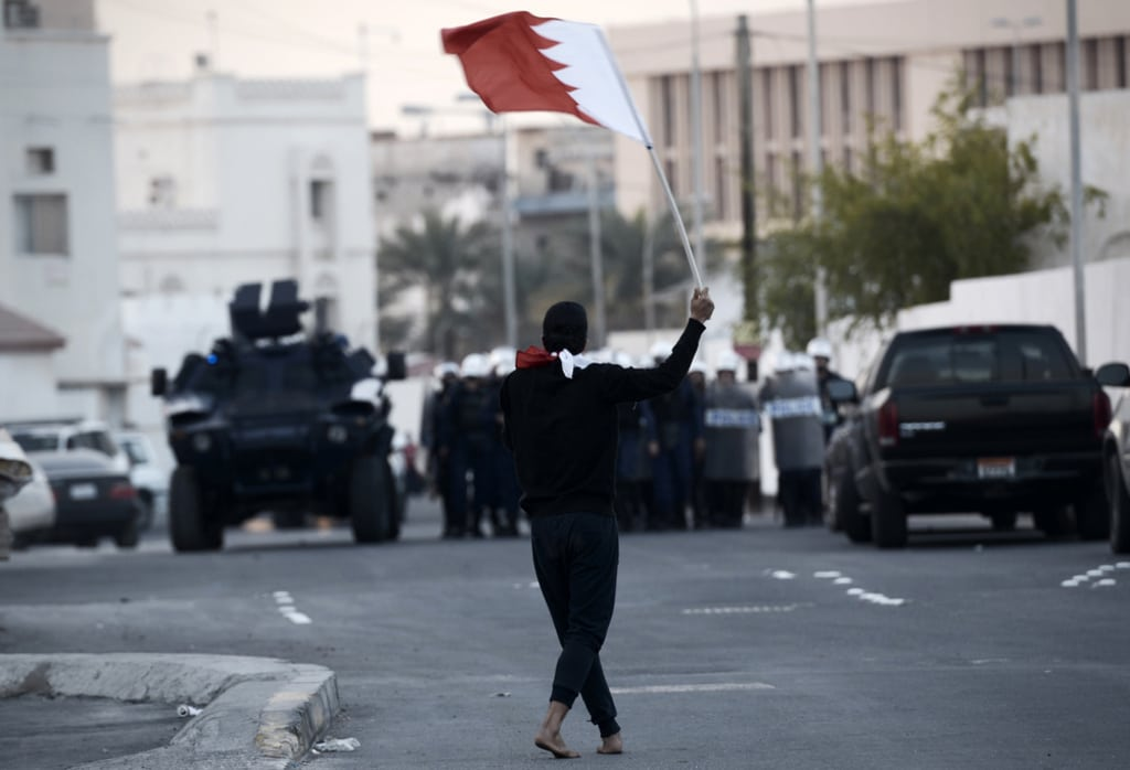 Bahrian- Protests in Bahrain
