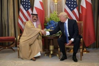 البحرين وإسرائيل: زواج مصلحة (2017)