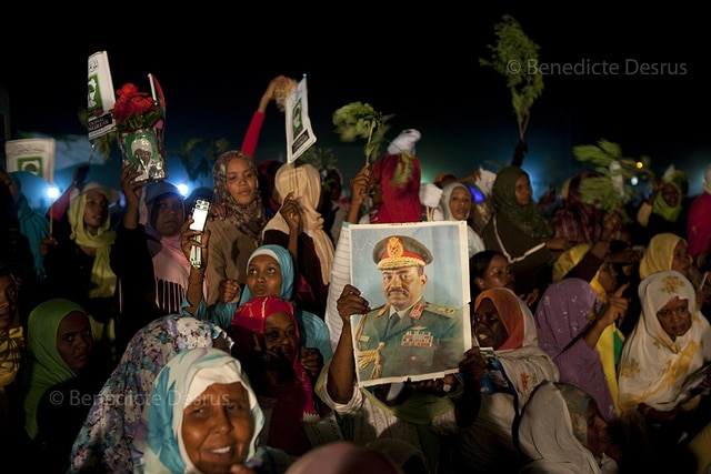 Sudan Islamic Coup Election Celebration 2010
