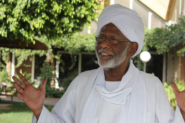 Dr. Hassan al-Turabi Sudan governance