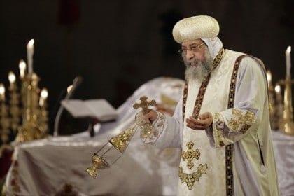 البابا تواضروس الثاني: خدمة المجتمع القبطي في مصر من خلال تحالفٍ سياسي مُريب
