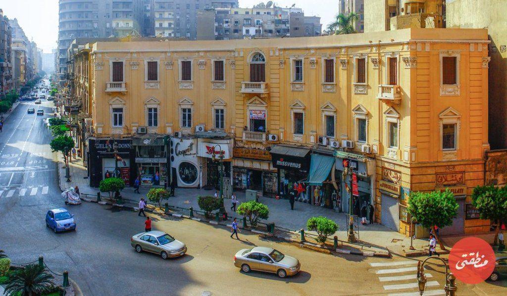 Egypt- Mustafa Kamel Square