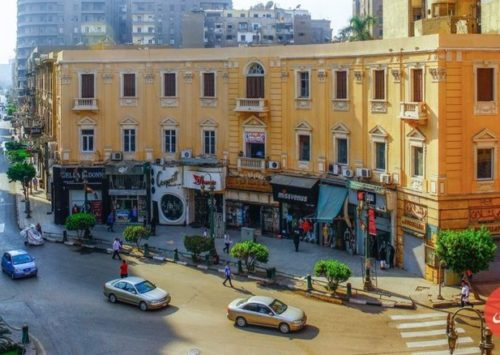 The Paradox at the Heart of Cairo's City Centre Revival