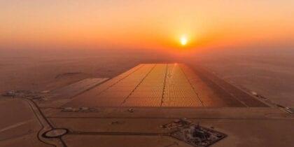 في مصر، أكبر مجمع للطاقة الشمسية في العالم على وشك الاكتمال