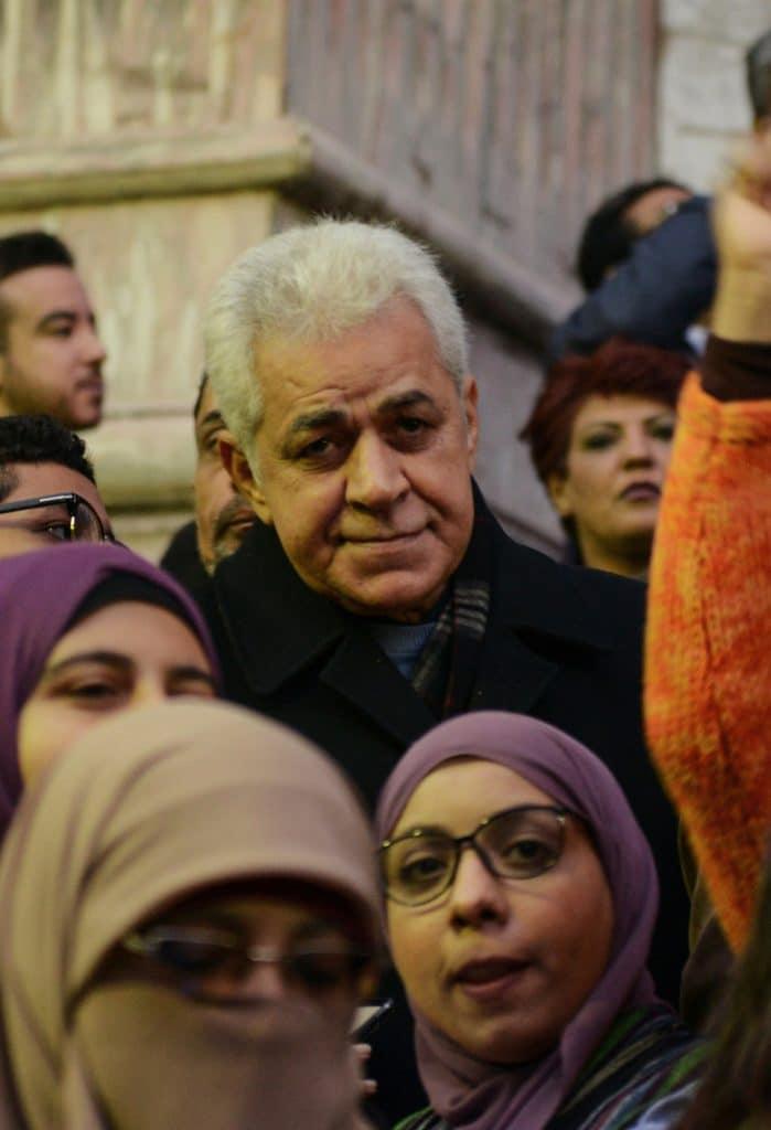 Egypt- Hamdeen Sabahi