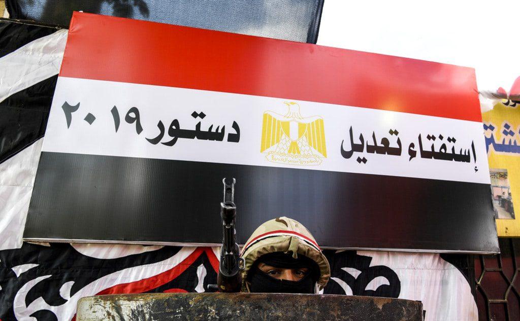 Egypt- Egypt referendum