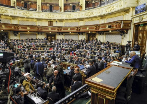 Constitutional Changes in the Making to Seal Autocracy in Egypt