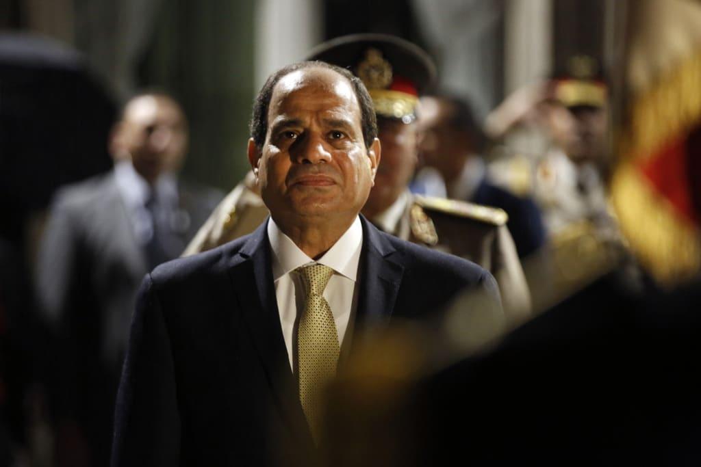 Egypt- Abdel Fattah al-Sisi