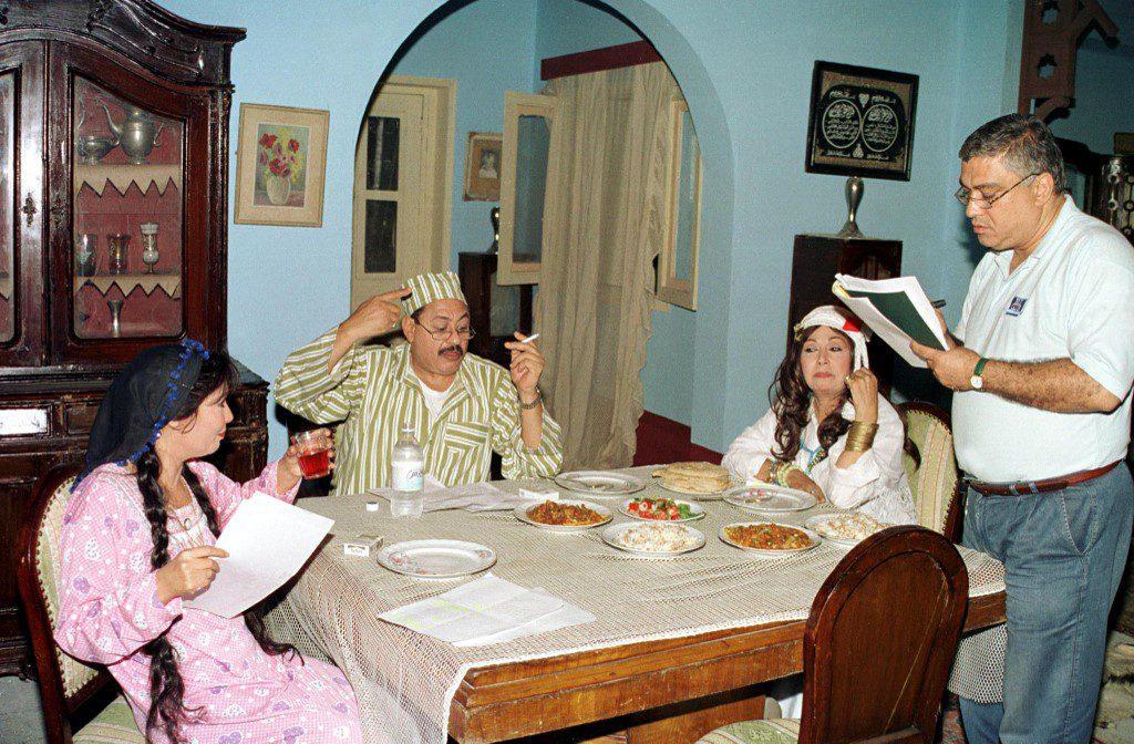 Egyptian drama
