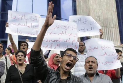 محامون حقوقيون مصريون يتحدون إتفاقية جزر البحر الأحمر