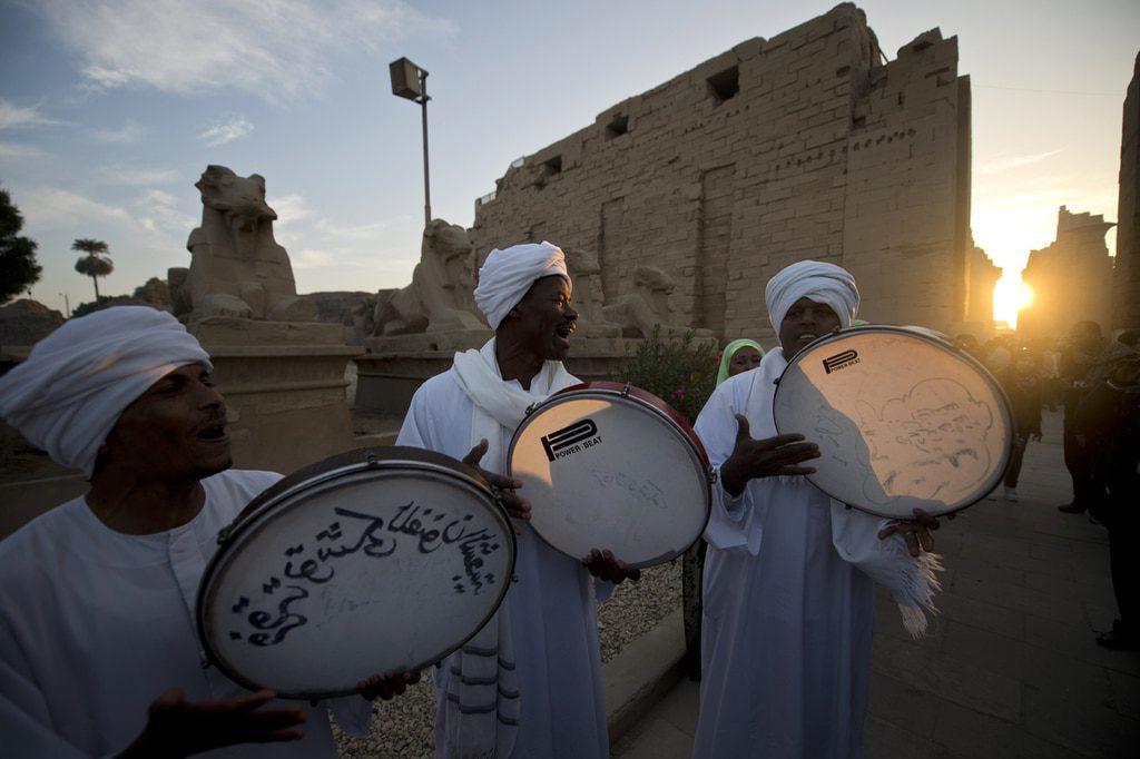 Egypt- Nubians
