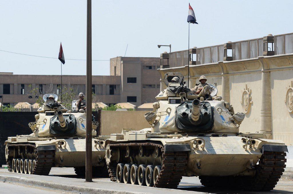 Egypt- Egyptian military