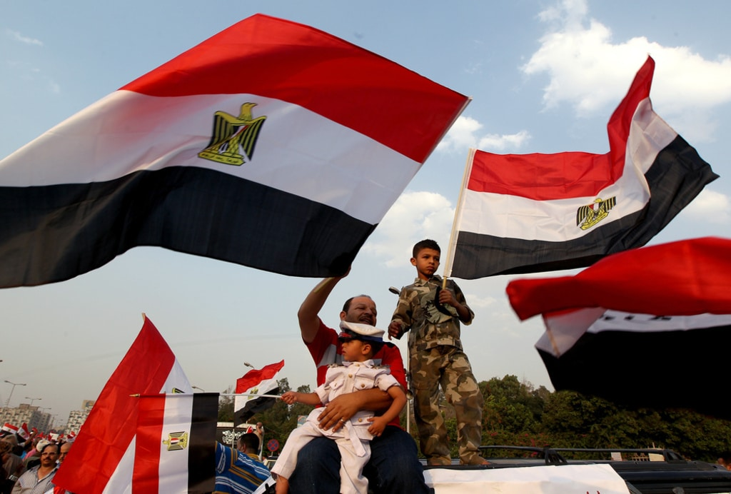 Egypt- election in Egypt-