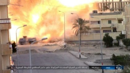 In Egypt, No End in Sight for Islamic State Insurgency
