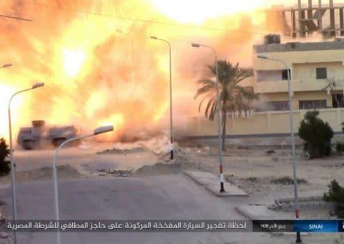 مصر: لا نهاية في متناول اليد لتمرد تنظيم الدولة الإسلامية
