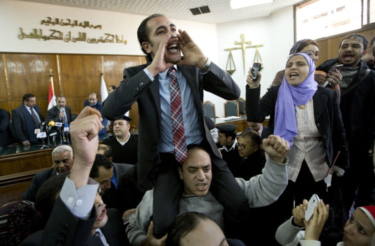 Disputed Islands Still Hot Topic in Egypt