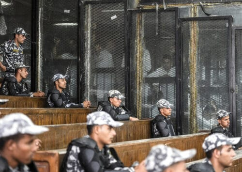 In Egypt, the Space for Dissent Has Shrunk to Zero