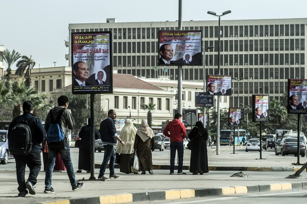 Egypt- Presidential Elections in Egypt
