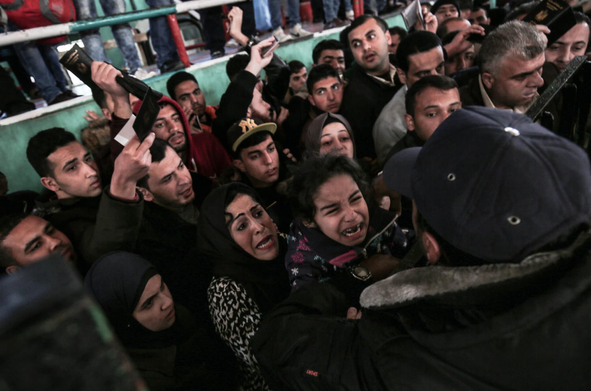 Egypt- Rafah Border
