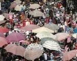 النمو السكاني يُشكل أكبر تهديدٍ في مصر بعد الإرهاب، وفقاً للرئيس