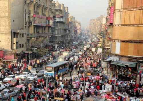 In Egypt, Population Control Programmes Gain Momentum